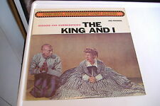 ~THE KING AND I~ORIGINAL BROADWAY CAST ALBUM~GERTRUDE LAWRENCE & YUL BRYNNER~