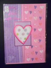 """Happy Mother's Day Card with Envelope """" To My Wife with Love """"  (MD-137)"""