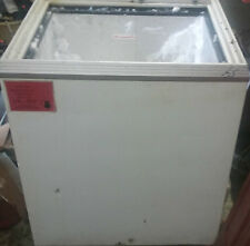Nsf Caravell Slide Top Ice Cream Freezer 7.76 cu ft