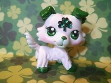 Collie Dog Jewel Isle Luck St. Patrick's Day * OOAK Custom Littlest Pet Shop