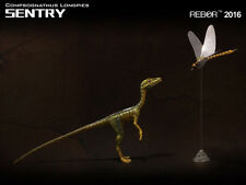 REBOR 1:6 Compsognathus (Sentry) dinosaur model - NEW
