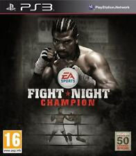 Fight Night Champion ~ PS3 (en una condición de)