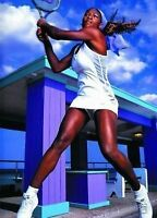 Serena Williams Wimbledon Tennis Legend 10x8 Photo