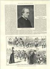 1890 London School Board Children Exercising R A Morritt Rokeby