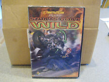 Stunts Gone Wild (DVD, 2009) MOTORCYCLE BRAND NEW AND SEALED