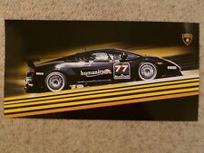 2011 Lamborghini Gallardo LP 570-4 Super Trofeo Picture, Poster - RARE!! Awesome