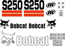 S250 II repro decals / decal kit / sticker set US MADE fits bobcat