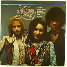 "12"" LP - Thin Lizzy - Profile - A3667 - washed & cleaned"