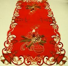 Fantastic Christmas Xmas Tablecloth Runner 40 x 90 cm