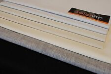 "10 Metres CURTAIN LINING Thermal 100% Polyester Fabric 54"" - Ivory"