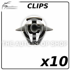Clips Bodyside Trim Clips Bodyside Moulding Peugeot 607 Part 10436 Pack of 10