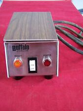 BUFFALO STERILIZER MODEL 62 115V 60HZ 100W VINTAGE MEDICAL STERILIZATION DOCTOR