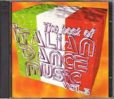 Compilation - The Best Of Italian Dance Music Vol. 3 (2 CD) - Italodance