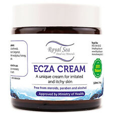 ECZEMA RELIEF, SKIN INFECTIONS lotion, ATOPIC DERMATITIS TREATMENT cream NATURAL