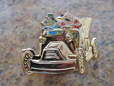 Disney Trading Pins 38482 DLR - Golden Vehicle Collection - Mr. Toad's Wild Ride