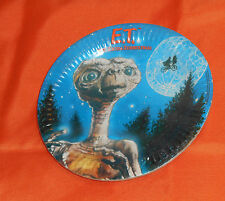 vintage E.T. THE EXTRA-TERRESTRIAL PAPER PLATES by C.A. Reed new/sealed