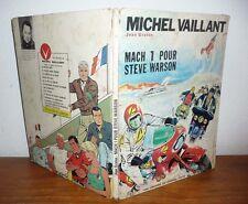 Michel Vaillant  EO  mach 1 pour steve warson de 1968