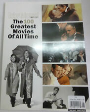 Entertainment Weekly Magazine The 100 Greatest Movies Of All Time 020413R