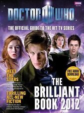 The Brilliant Book of Doctor Who 2012 HC (Dr Who)-ExLibrary