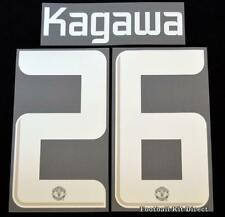 Manchester United Kagawa 26 Champions League Football Shirt Name Set 2013/14
