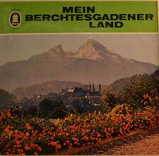 "MEIN BERCHTESGADENER LAND - ALFONS BAUER 12""  LP (W61)"