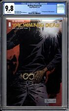 Walking Dead 138 CGC Graded 9.8 NM/MT 1st Appearance Of Alpha Image Comics 2015