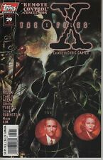 THE X-FILES #29 TOPPS COMIC BOOK FOX MULDER DANA SCULLY TV SHOW SERIES MOVIE
