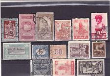Regno Colonie Albania Fiume lotto piccoli difetti alto valore catalogo