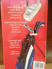 EXPLODE ENGENER XPLODE RH~BOYS GIRLS~KIDS~GOLF CLUB JR~6 PC SET W/BAG STAND~3-7+