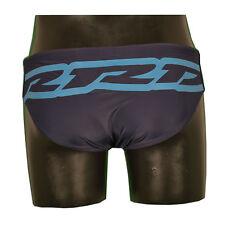 RRD - Costume da bagno KLAUS PRINT - 7205 - Colore Blu 60 - Taglia 34