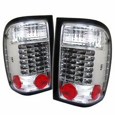 MONACO KNIGHT 2004 2005 2006 2007 CLEAR LED TAILLIGHTS TAIL REAR LAMPS RV - SET