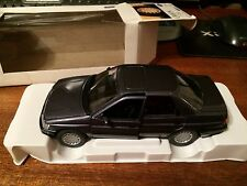Schabak 1/24 Scale #RH10020 Ford Orion Ghia - Dark Grey - Boxed