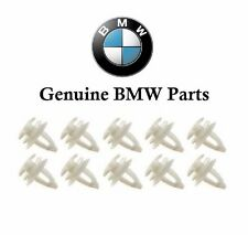 NEW BMW E36 318i 318is 325Ci Z3 X5 M3 Set of 10 Door Panel Clips OEM 51411973500