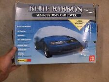 BLUE RIBBON Fitted CAR Cover Size 3 MUSTANG CAMARO FIREBIRD T/A CORVETTE CUDA