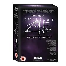 THE NEW TWILIGHT ZONE Completa anni 80 Versione Inglese BOX 13 DVD NEW.cp