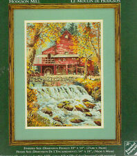Hodgson Mill Counted  Cross Stitch Kit Dorothy Dent Design Made USA
