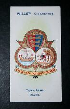 Dover    Coat of Arms    Kent    Vintage Card  VGC