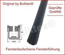 Bulktex® VW Käfer 1m Samtschiene Fensterführung mit Metalleinlage 111 837 439 D