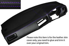 PURPLE STITCH DASH DASHBOARD SKIN COVER FITS VW GOLF MK4 4 IV BORA JETTA 98-05