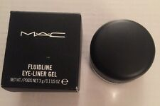 "MAC Fluidline Eye Liner Cook Collection ""Wholesome"" (blackened brown) LE NIB!"