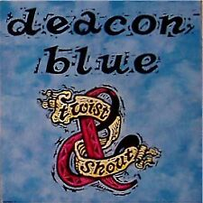 """DEACON BLUE 'TWIST AND SHOUT' UK PICTURE SLEEVE 7"""" SINGLE"""