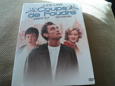 "DVD NEUF ""COUPS DE FOUDRE"" Jude LAW, Jennifer TILLY"