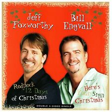 Redneck 12 Days of Christmas/Here's Your Sign [Single] by Foxworthy / Engvall CD