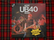 UB 40 More Music LP washed /gewaschen (M- to Ex+)