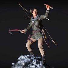 "Rise Of The Tomb Raider Collectors Edition 12"" Lara Croft Figurine Statue Boxed"