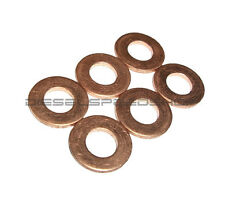 Fits 1991-1998 Dodge Cummins® 12v THICK Copper Sealing Washers Injector washers