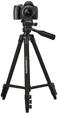 "50"" AGFAPHOTO Pro Tripod With Case For Sony DSC-HX400 DSC-H300 DSC-H400 DSC-W800"