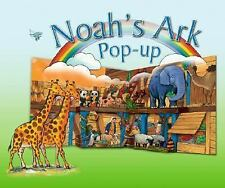 Noah's Ark Pop-Up by Tim Dowley (2007, Board Book)
