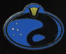 Cast Mystery Badges What's my Name Dory Name Tag Disney Pin 100313