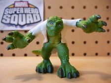 Marvel Super Hero Squad LIZARD (Movie Version) from Spider-Man Escape Lair Pack